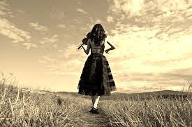 femme-violon